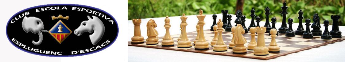 Club Escola Esportiva Espluguenc d'Escacs
